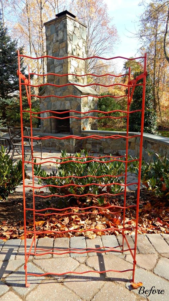 Vintage Wire Rack