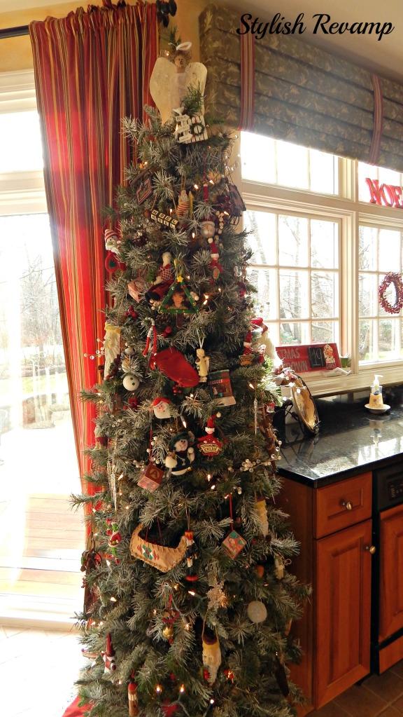 Christmas Pencil Tree