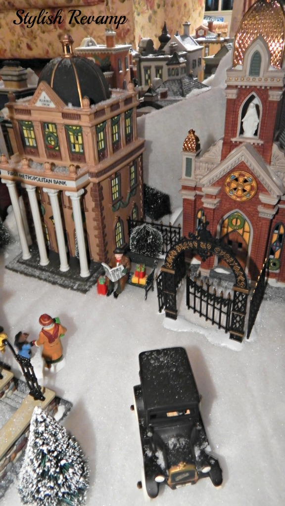 Christmas in the City Dept 56