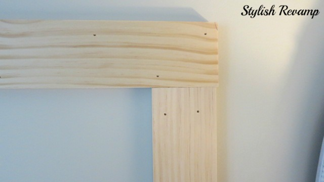 Board and Batten Headboard