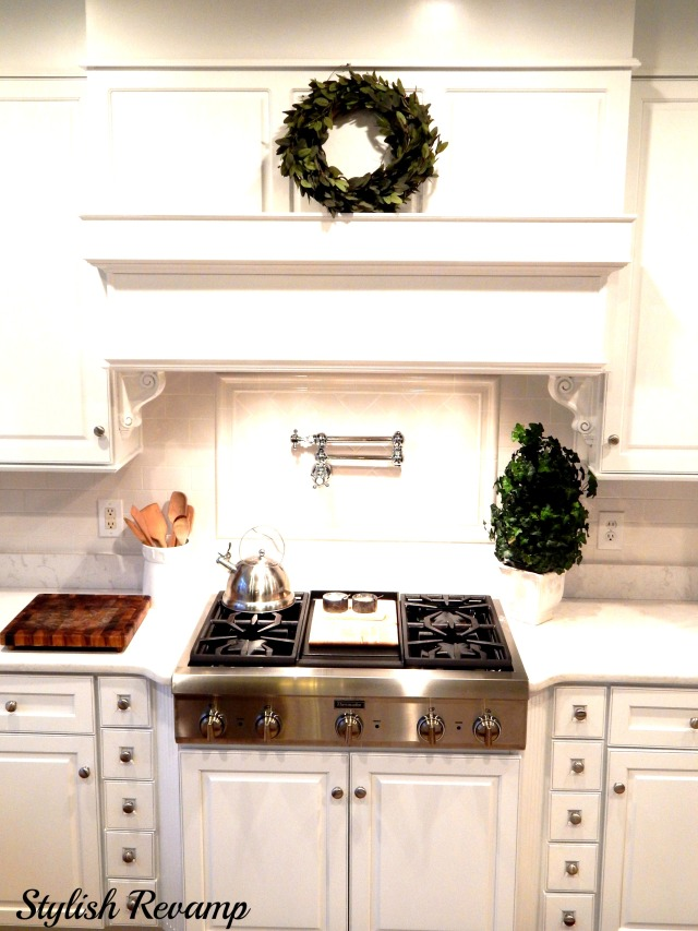 Adding greenery to the Kitchen