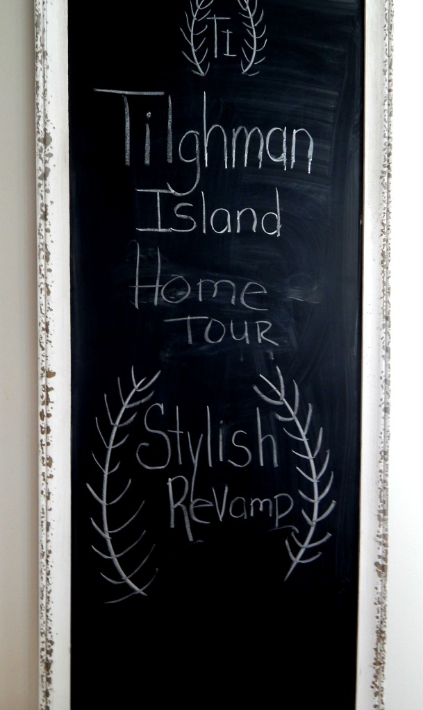 Chalkboard Art in the Kitchen