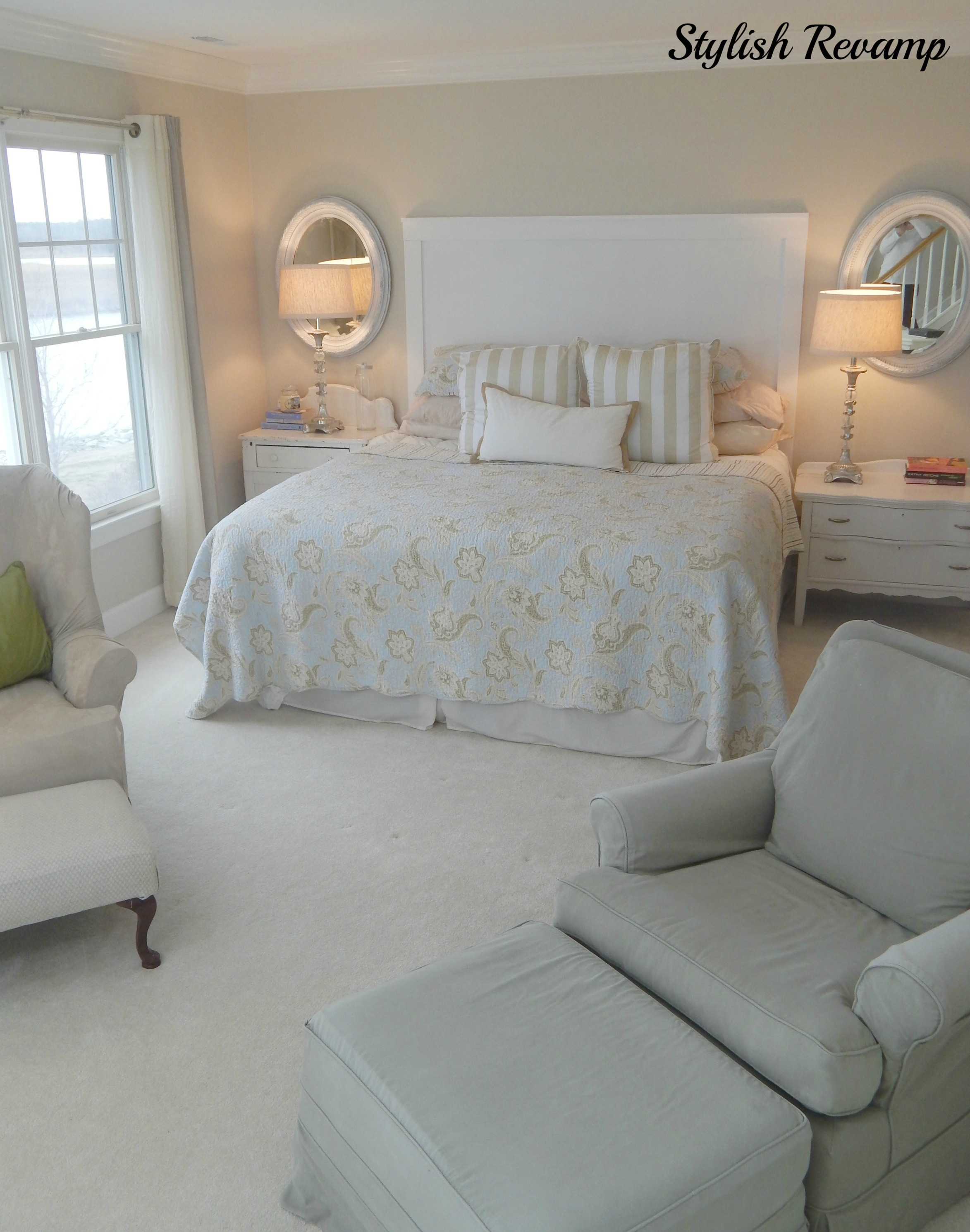 Home Tour On The Island Master Bedroom Stylish Revamp